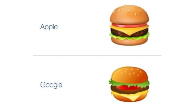 Google CEO Sundar Pichai Says He Will 'Drop Everything' to Address Burger Emoji Cheese Placement