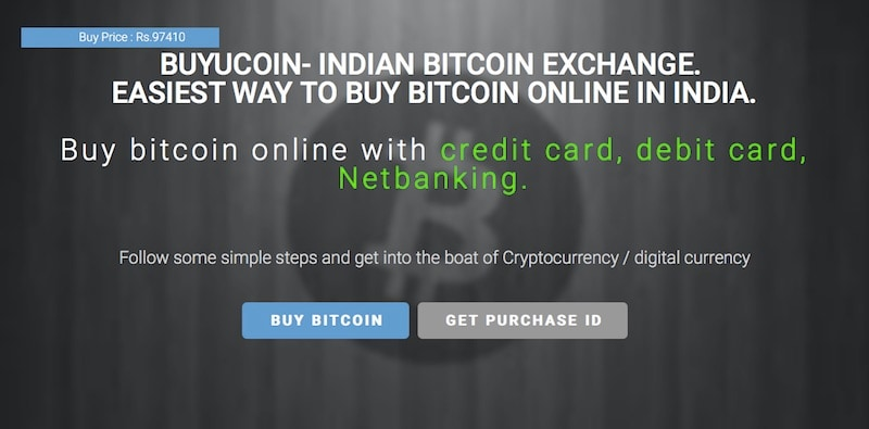 How to buy and sell bitcoin in india ndtv gadgets360 buyucoin web buyucoin once you do that you can start purchasing bitcoin ccuart Images