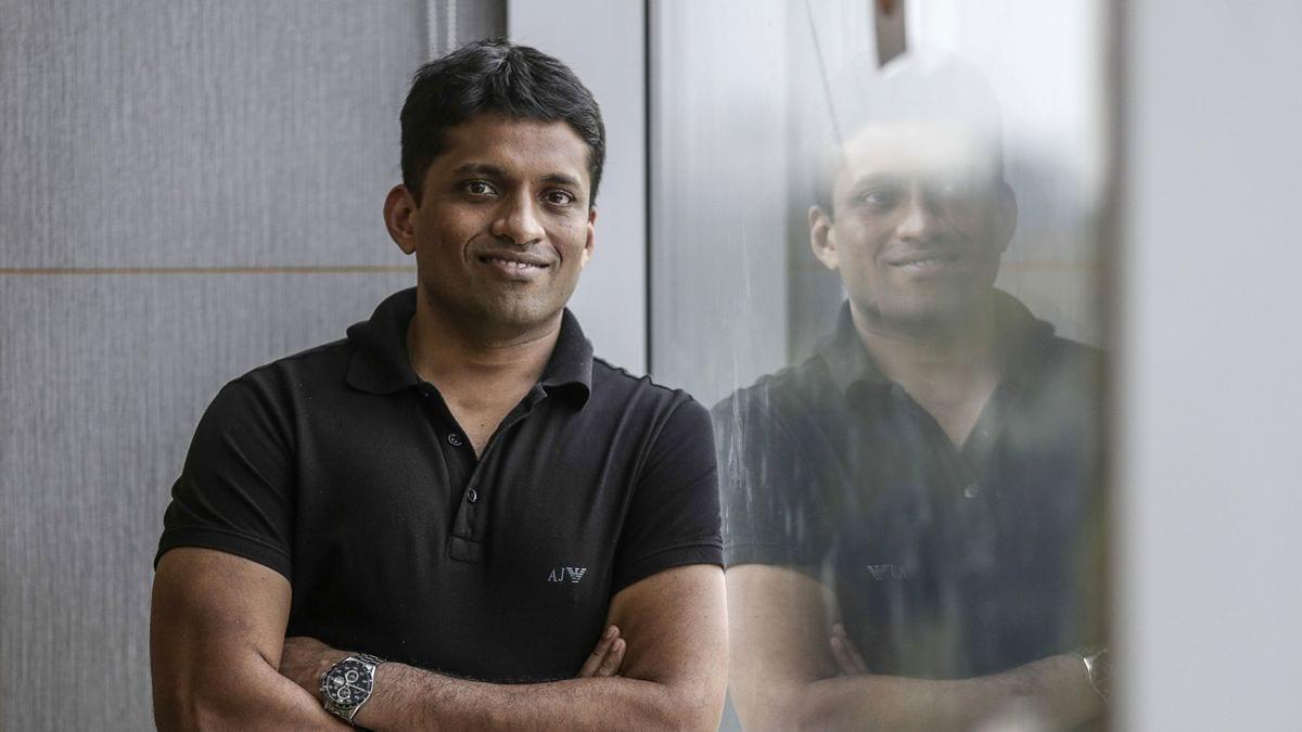 37-Year-Old School Teacher-Turned-Entrepreneur Is India's Newest Tech Billionaire