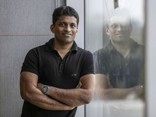 37-Year-Old School Teacher-Turned-Entrepreneur Is India's Newest Tech Billionaire