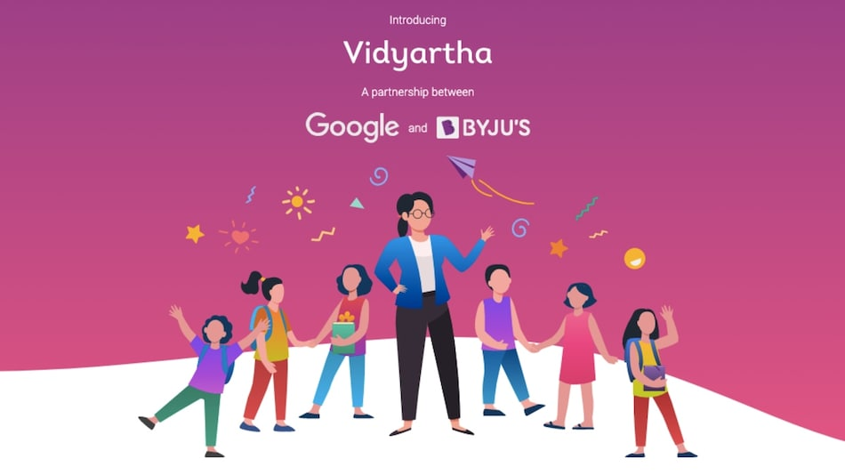 Byju's Partners With Google to Aid Free Online Learning Platform for Indian Schools