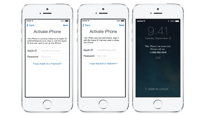 Apple Removes iCloud Activation Lock Status Page for Reasons Unknown