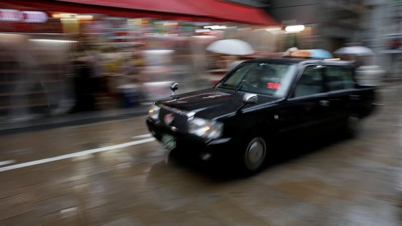 Sony takes on ride-hailing in Japan as Uber looks for partners