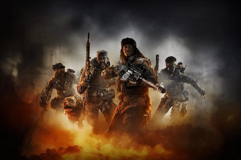 Call of Duty: Black Ops 4 Multiplayer Map List at Launch Revealed