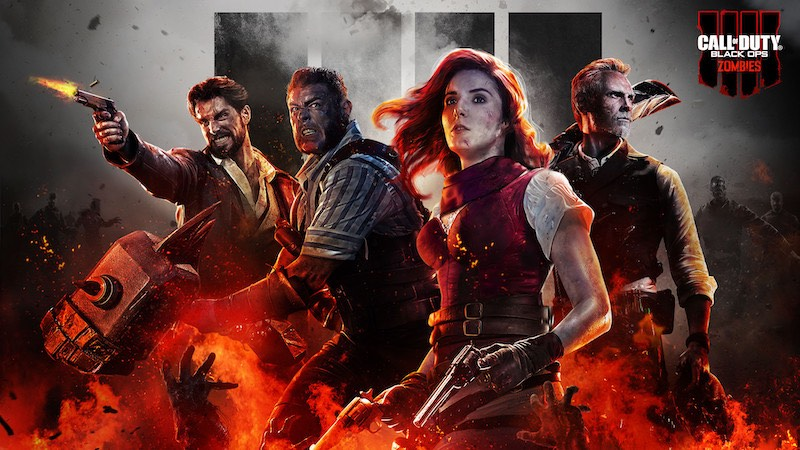 Call of Duty: Black Ops 4 Zombies 'Voyage of Despair' Gameplay Leaked