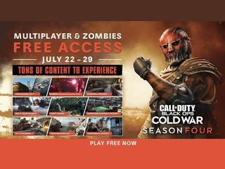 Call of Duty: Black Ops Cold War Now Offering Free Trial of Multiplayer, Zombies Modes