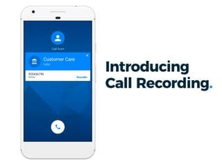 Truecaller Announces Call Recording Feature for Premium Users on Android