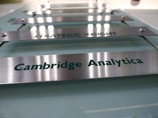 Cambridge Analytica and British Parent Shut Down After Facebook Scandal