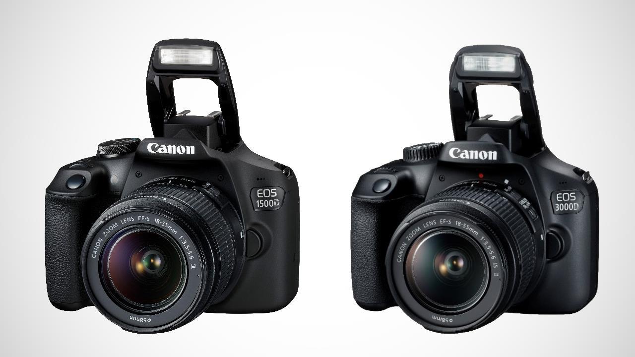 canon 1500d 3000d Canon 1500D 3000D