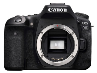 Canon EOS 90D DSLR, EOS M6 Mark II Mirrorless Camera Launched in India; Feature 32-Megapixel Sensors, 4K Video Recording, and More