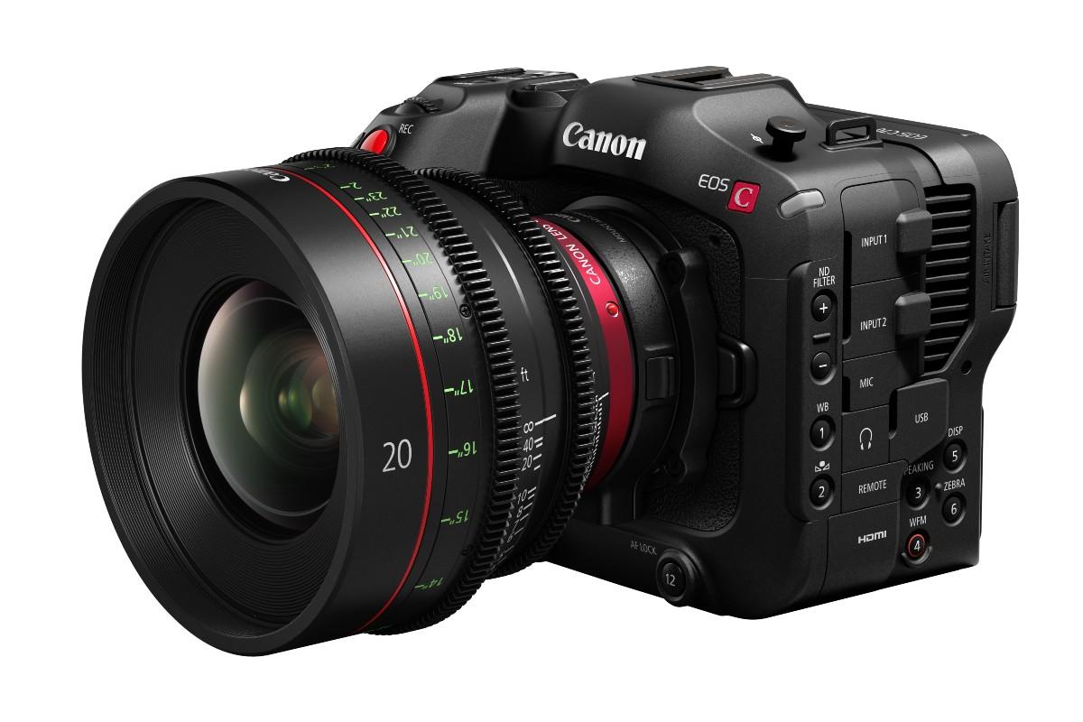 Canon EOS C20 With CMOS DGO Sensor, RF Lens Mount Launched, Mount ...