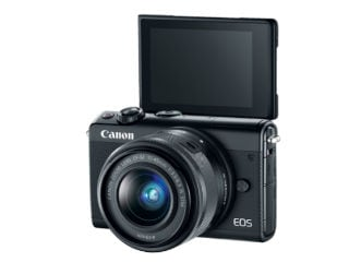 Canon EOS M100 Mirrorless Camera With 24.2-Megapixel Sensor Launched in India: Price, Specifications