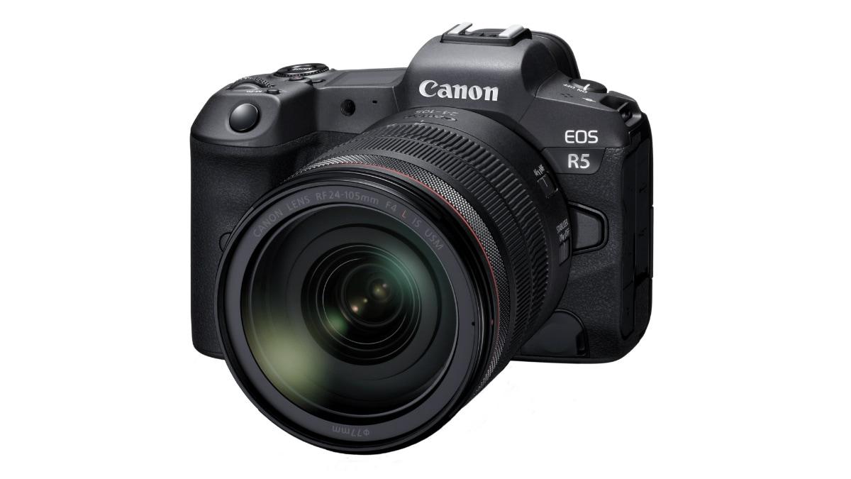 Canon Announces EOS R5 Development With 8K Video Capability
