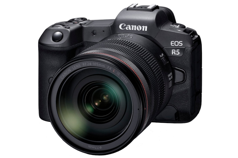 Canon EOS R5 Mirrorless Camera With 8K Video Recording Support Launched, EOS R6 Debuts as Well