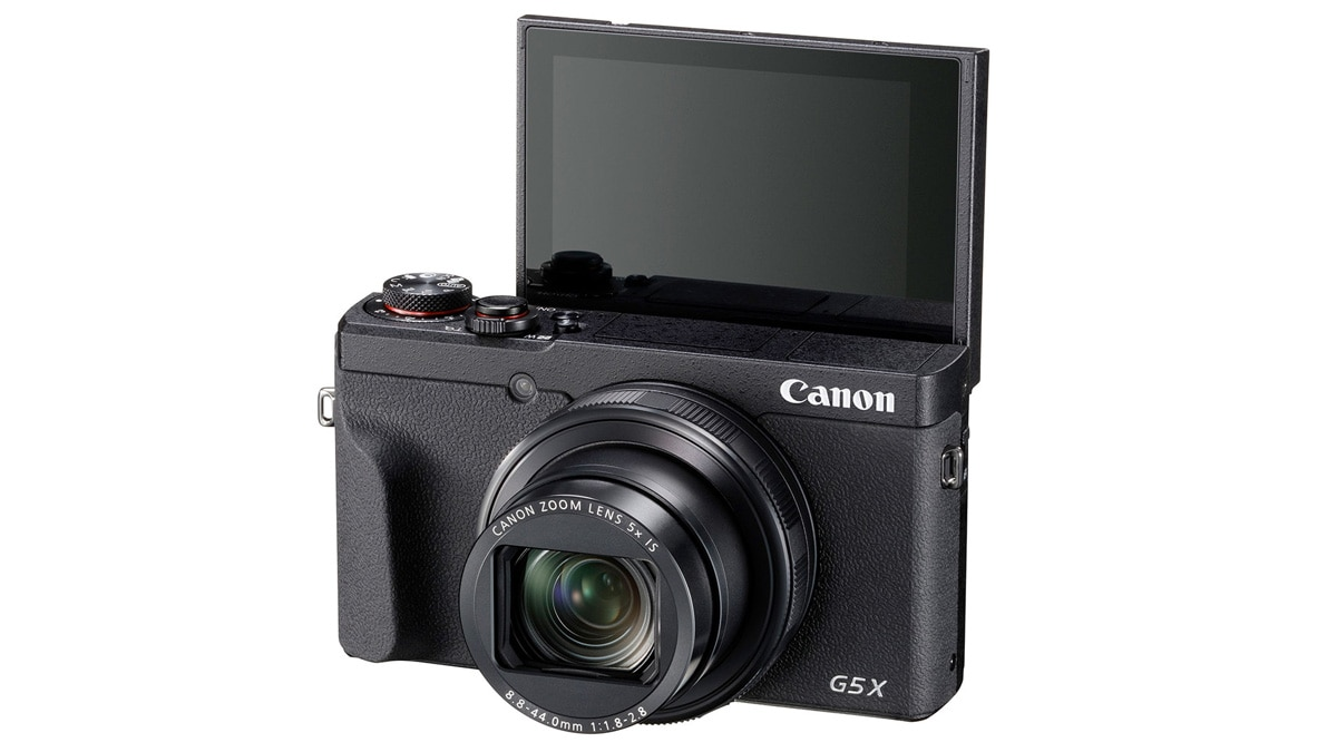 Canon PowerShot G7 X Mark III, PowerShot G5 X Mark II With 20 1