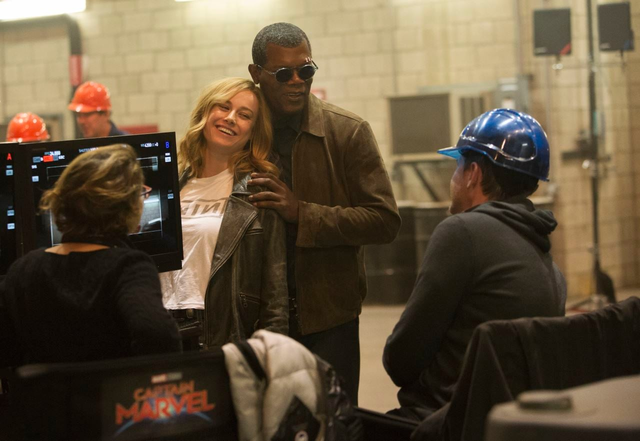 MCU: What Song Is In The New Captain Marvel Trailer?