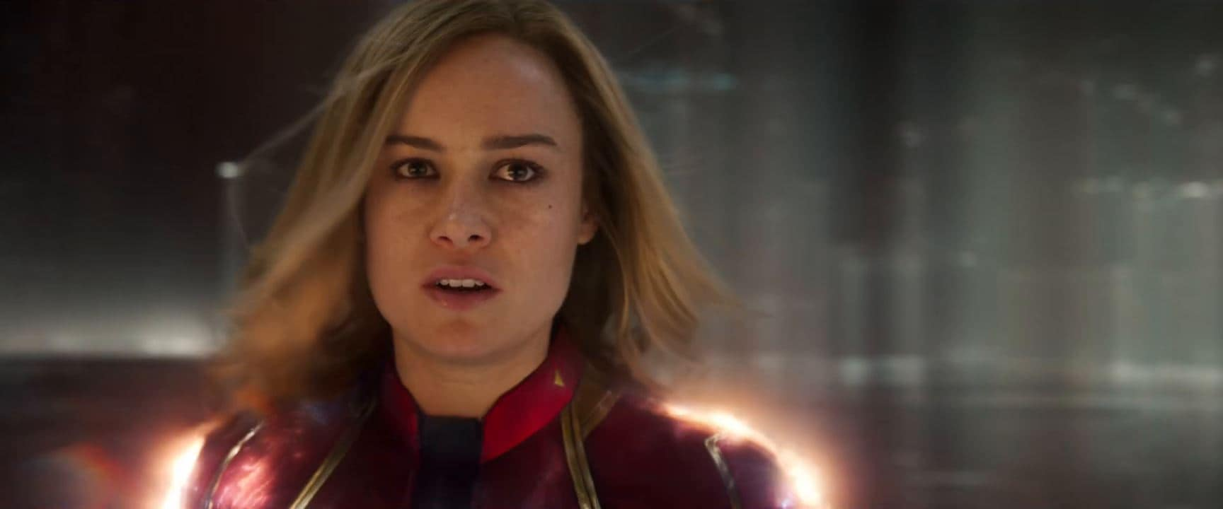 Captain Marvel's New Trailer Shows Off Brie Larson at Her Superhuman Best