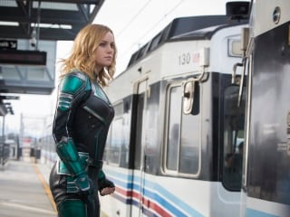 Captain Marvel Ticket Bookings Are Now Live Across India