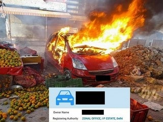 Can an App Let Rioters Identify Cars Belonging to Muslims?