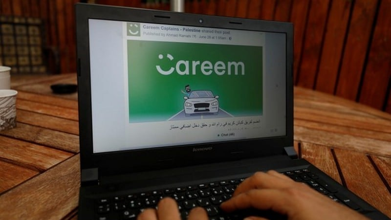 Uber's Mideast-Rival Careem Raises $200 Million to Expand, Expects More Funds