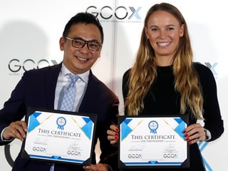 Caroline Wozniacki Signs Deal to Launch Her Own Crypto Token, Michael Owen Could Be Next