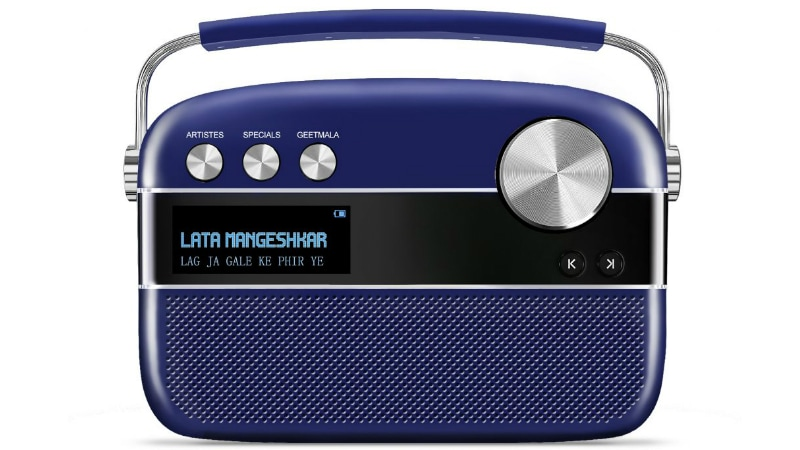 Saregama Carvaan Premium With Companion App, 52 Additional Stations
