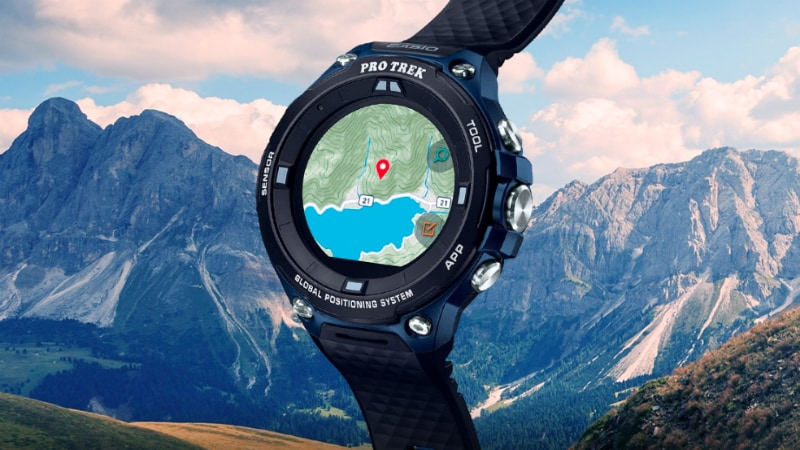 Casio WSD-F20A Smartwatch With Wear OS, Water-Resistant Body Launched