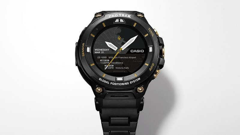 Japanese watch giant Casio has announced the launch of its latest  smartwatch b1ecdeeb13