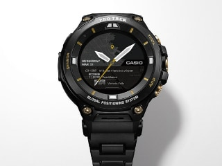 Casio WSD-F20SC With Wear OS Launched: Specifications, Features