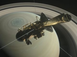 Cassini Spacecraft Set for Final Plunge Into Saturn Atmosphere in Grand Finale