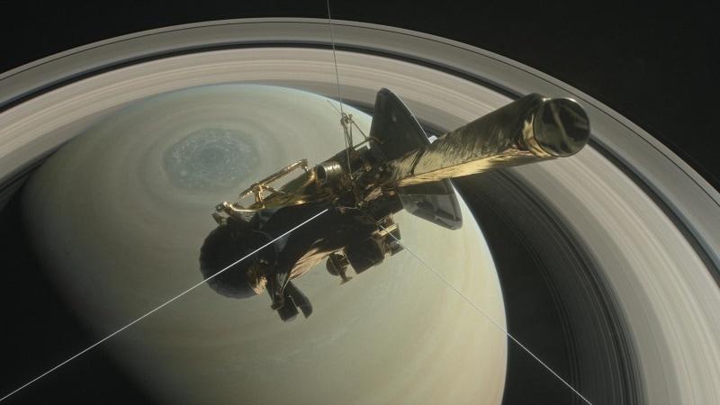 NASA's Cassini Probe Set to End 20-Year Journey