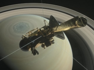 NASA's Cassini Probe Set to End 20-Year Journey