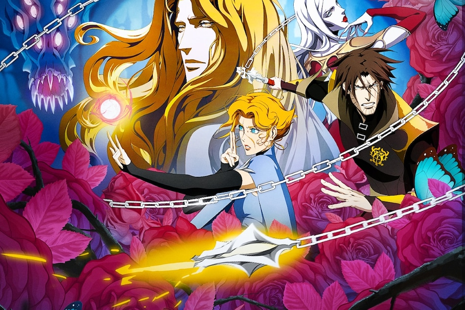 Castlevania Season 4: Netflix Renews Video Game Anime Series