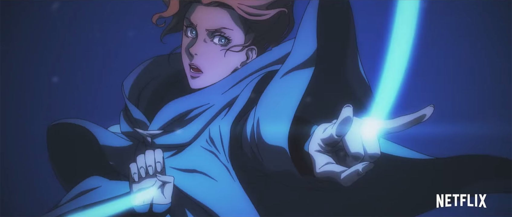 Netflix's Castlevania Gets First Teaser Trailer, Coming July 7