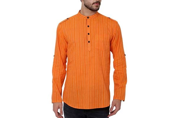 best casual kurta for men in India svanik