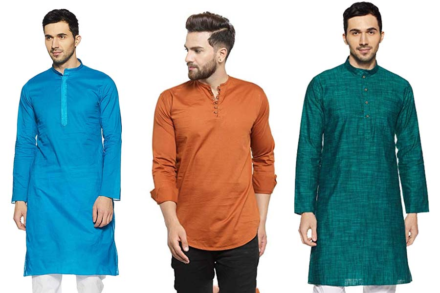 10 Men's Casual Kurtas to Get