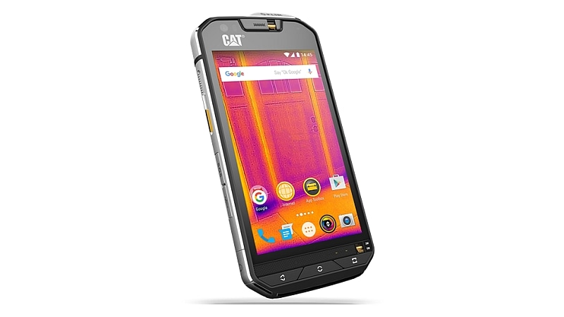 cat s60 rugged smartphone with flir thermal camera launched in india at rs 64 999 technology news. Black Bedroom Furniture Sets. Home Design Ideas