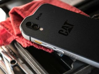 Cat S61 With Upgraded FLIR Thermal Camera, Air Quality Sensor Launched Ahead of MWC 2018: Price, Specifications