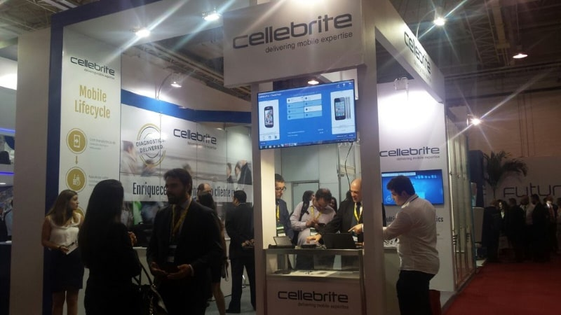 Cellphone Cracking Company Cellebrite Gets Hacked