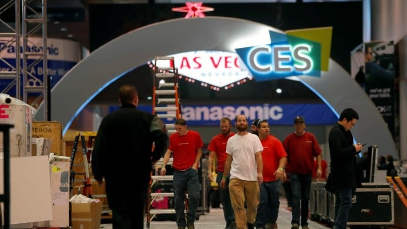 What's on Centre Stage at the CES Tech Show? Your Voice