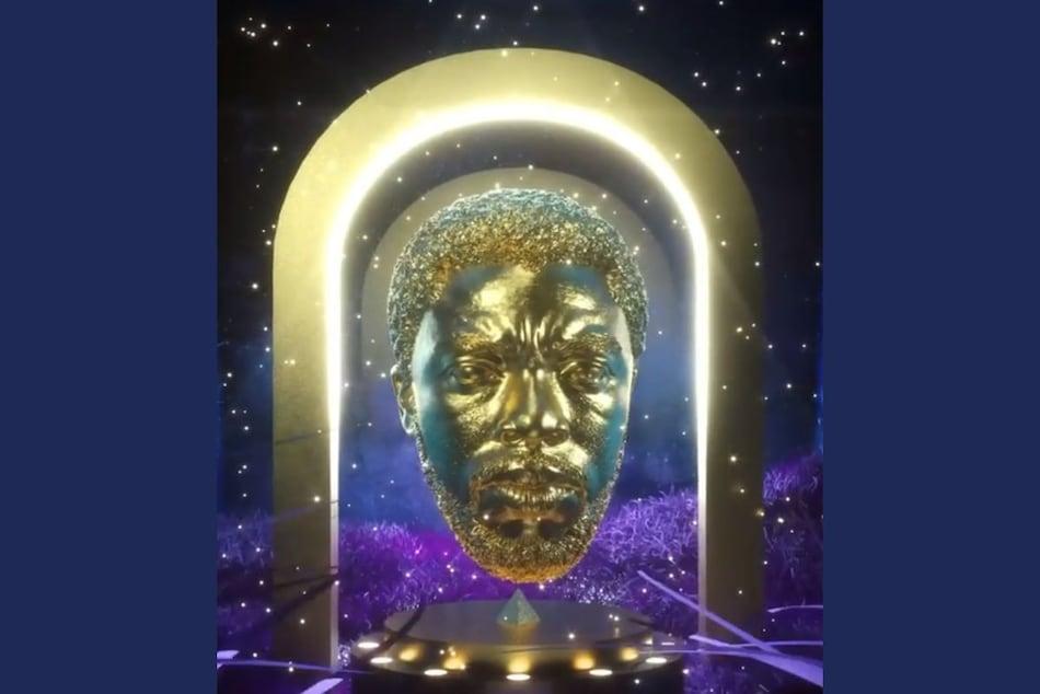Oscars 2021: Late Chadwick Boseman 'Immortalised' As Digital Artwork