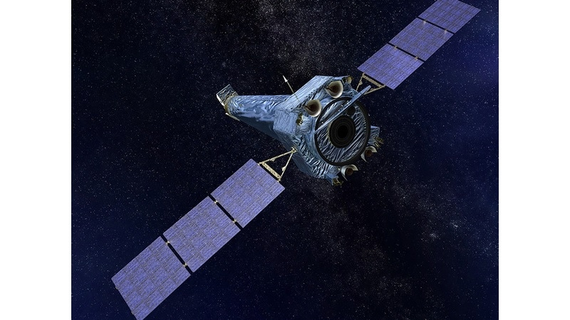 Chandra X-ray Observatory back online after failure