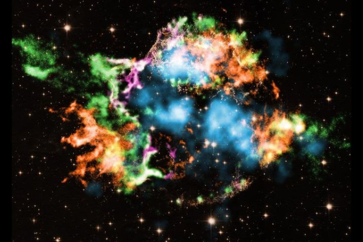 'Blown Away': NASA Discovery Could Resolve Mystery Behind Exploding Stars