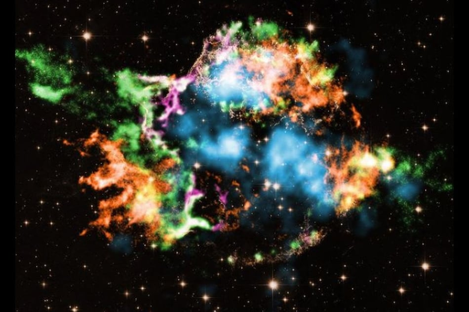 NASA Discovery That May Help Crack Mystery Behind Explosion of Stars