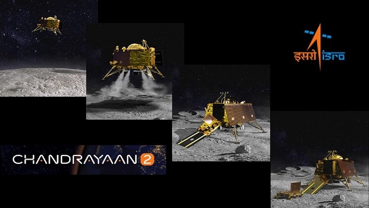 Chandrayaan-2's Vikram Lander to Soft Land on the Moon Tonight, ISRO Details Process