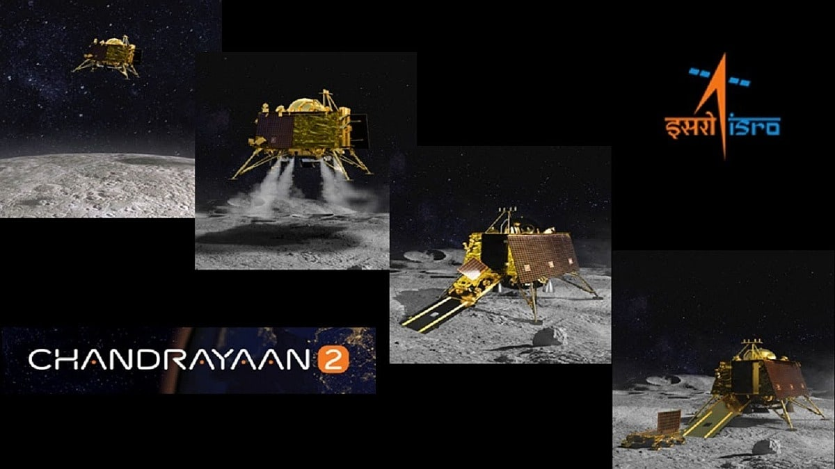 Search for Vikram Lander: NASA Analysing Images Taken by Lunar Reconnaissance Orbiter