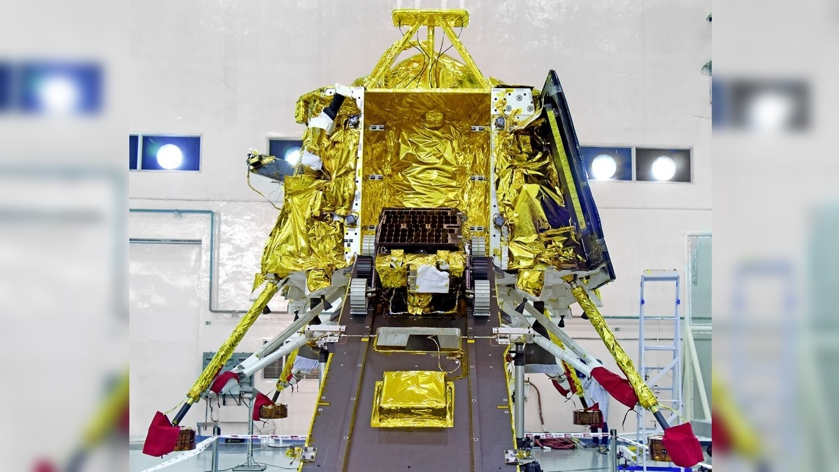Chandrayaan-2: Soft Landing of Vikram Planned for September 7