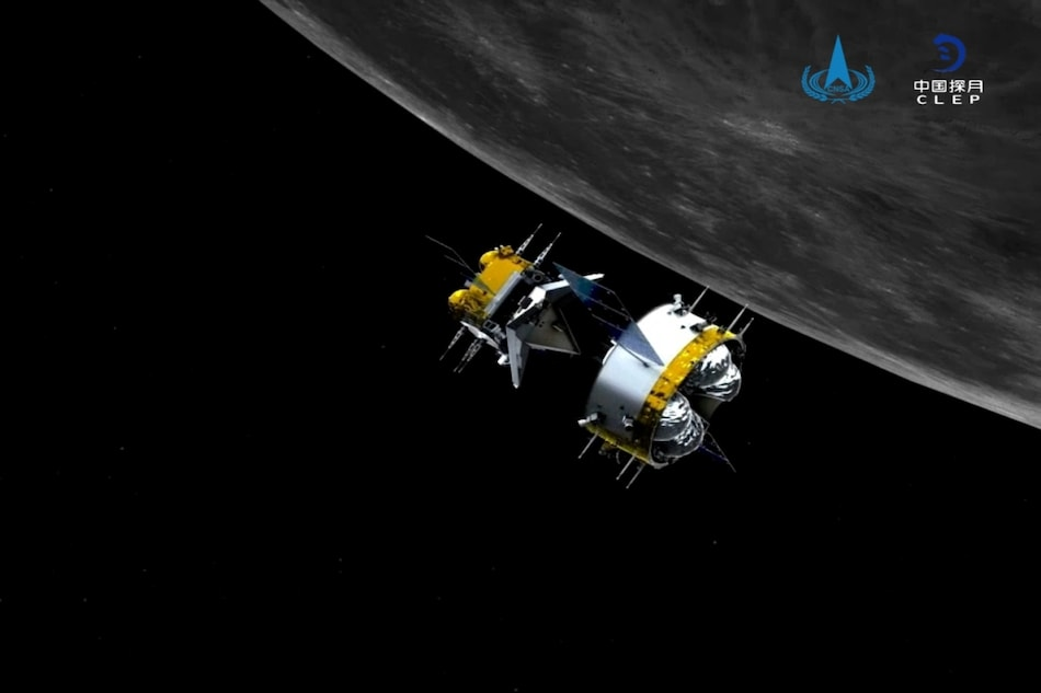 China Prepares for Chang'e 5 Probe's Return With First Moon Samples in Over 45 Years
