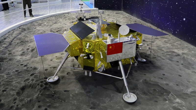 China's Space Journey, to the Moon's Far Side and Beyond