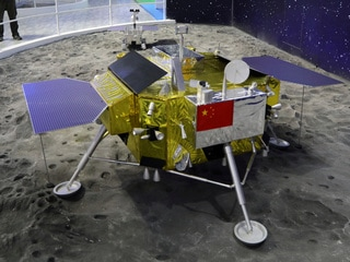 China's Lunar Probe Sees First Cotton Seed Sprout